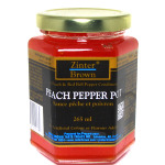 Zinter Brown  Peach Pepper Pot