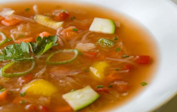 Pork Roast Soup Recipe
